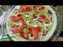 Как приготовить веганскую пиццу Мастер класс на ВегМарт 8 от Slice Pizza