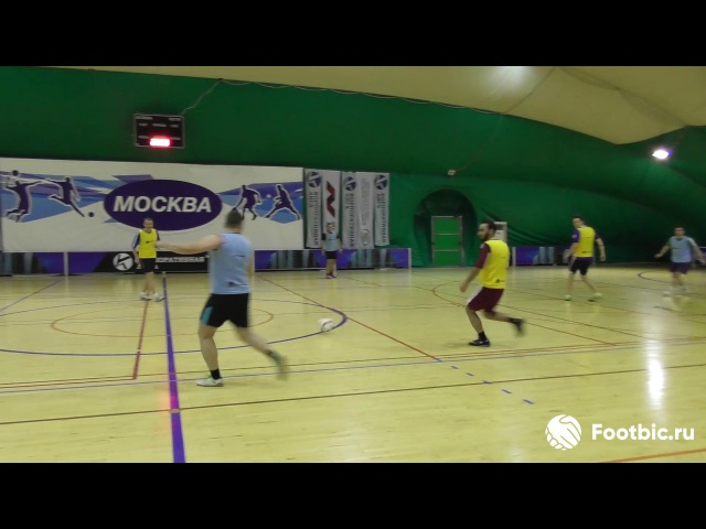 FOOTBIC.RU. Видеообзор 22.06.2017 (Метро Марьина Роща). Любительский футбол