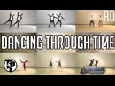 Эволюция танца 1920 - 2000