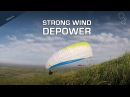 Strong Wind Depower Rear Riser Control