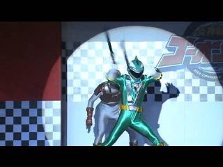 Engine Sentai Go Onger Debut Premiere Announcement