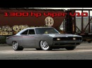 1300 HP Dodge Charger Custom Build - Restomod Project