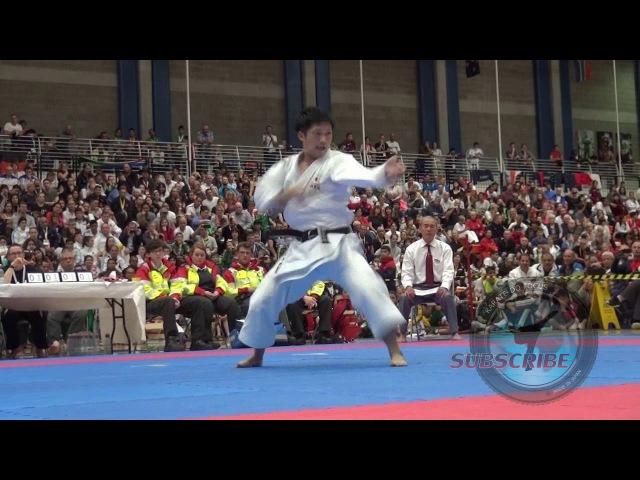 Hakizume Yushi JPN Unsu JKA WORLD CHAMPIONSHIP 2017