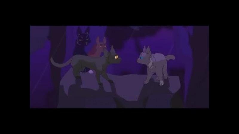 Коты Воители Чистое Небо и Серое Крыло - Jericho