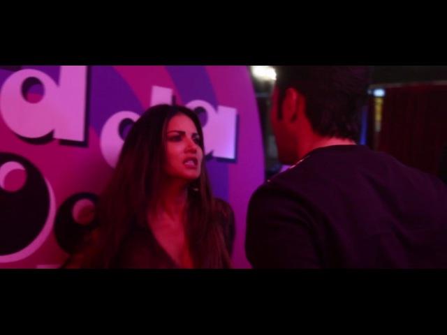 Sunny Leone slaps Rajniesh Duggall on sets of Beiimaan Love   14th October