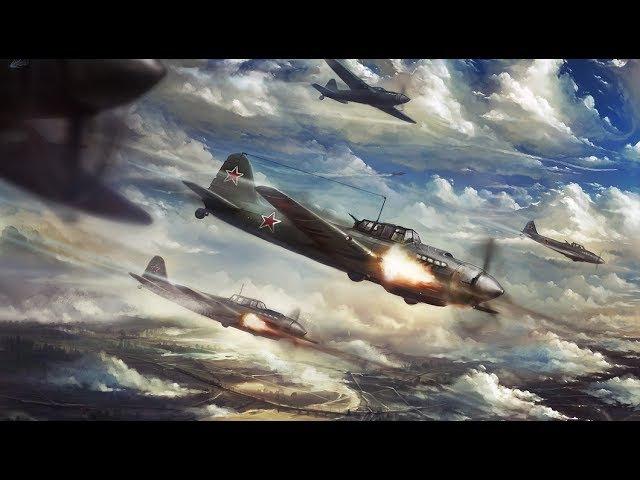 Документальный фильм. Лётчики Берлинской операции