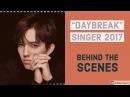 Dimash Singer Daybreak behind the scenes English subtitles