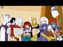 Топ 5 анимаций Undertale.