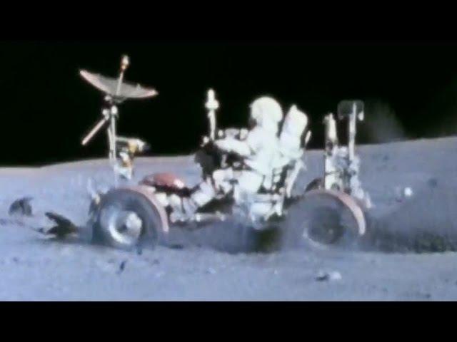 Apollo 16 Nothing So Hidden 1972 NASA Fifth Moon Landing John Young Charlie Duke