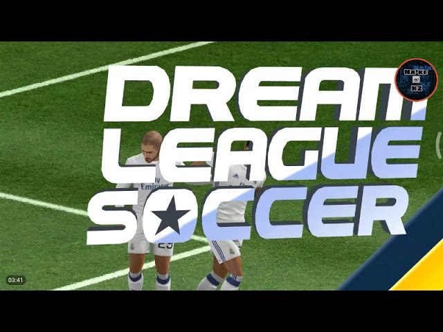 DreAm League Soccer 2018 обзор Қазақша Lets play