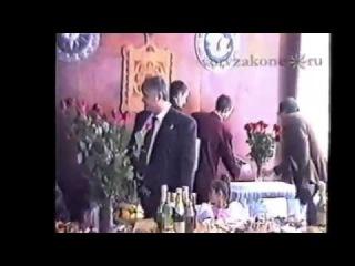 день рождения вора в законе Евгения Васина Джем