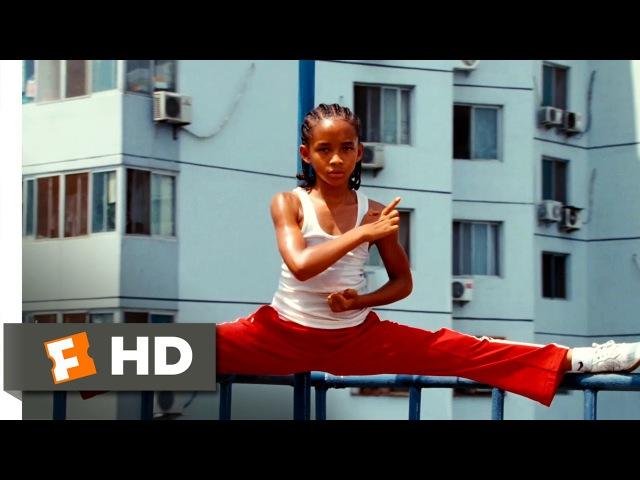 The Karate Kid (2010) - Kung Fu Training Scene (7/10)   Movieclips