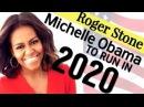 Roger Stone: M!che  e 0b@ma Running Fore Pres dent 2o2o