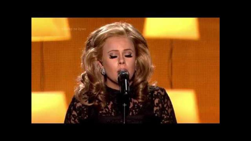 Monika Borzym jako Adele - Twoja Twarz Brzmi Znajomo