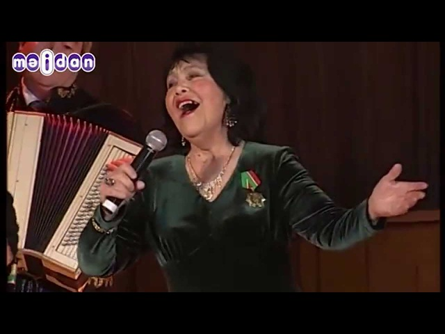 Әлфия Авзалова - Сагыну җыры