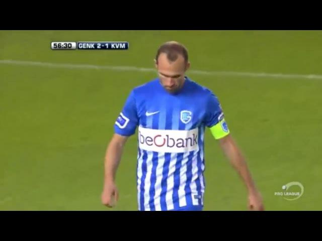 KRC Genk vs KV Mechelen ● Belgium Jupiler League ● First Half 02 10 2016 720p