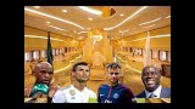 Top 10 athletes who own private jets, 3 footballers rule!