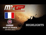 Fiat Professional MXGP of France 2017_Qualifying Highlights #Motocross
