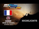 Fiat Professional MXGP of France 2017_EMX125 Race1 Presented by FMF Racing Highlights