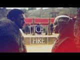 (GoT) Jon and Daenerys  Ice and Fire