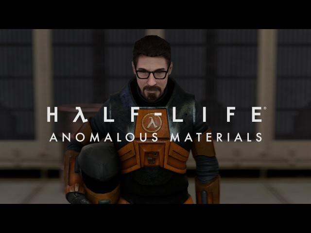 Half-Life Anomalous Materials [SFM]