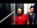 Must Watch- Guy Singing Maybe Im Crazy on Subway Bus