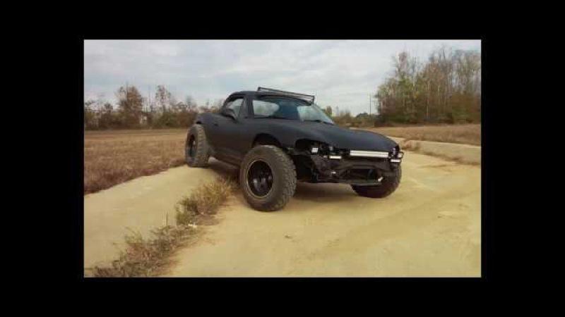 Monster Mazda Miata Montage