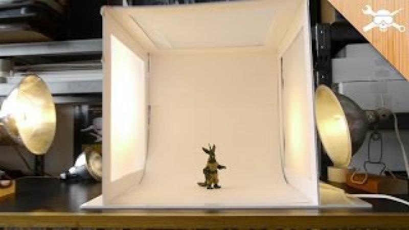 Build A Light Box On The Cheap, Take Gorgeous Photos!
