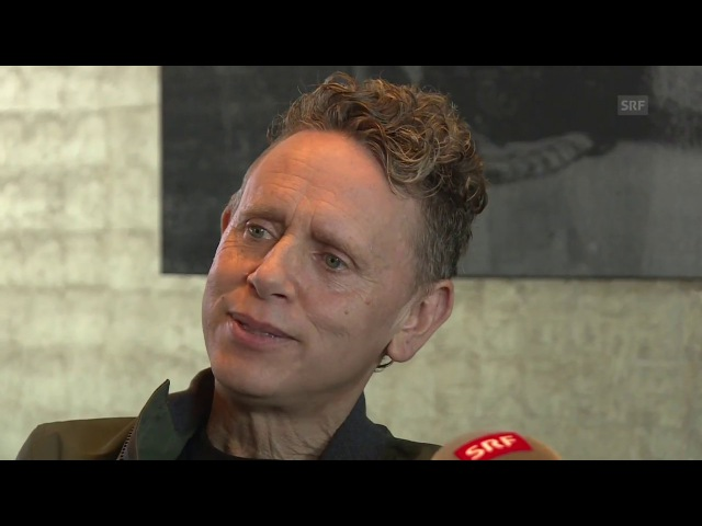 Depeche Mode: Exklusiv-Interview mit Martin Gore