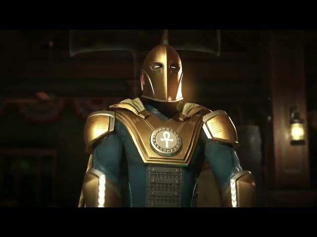Doctor Fate - God of Waarr