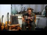 Stevie's Blues (Tommy Emmanuel)  Yuri Polezhaev