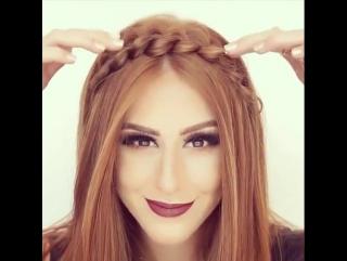Вау-причёска!