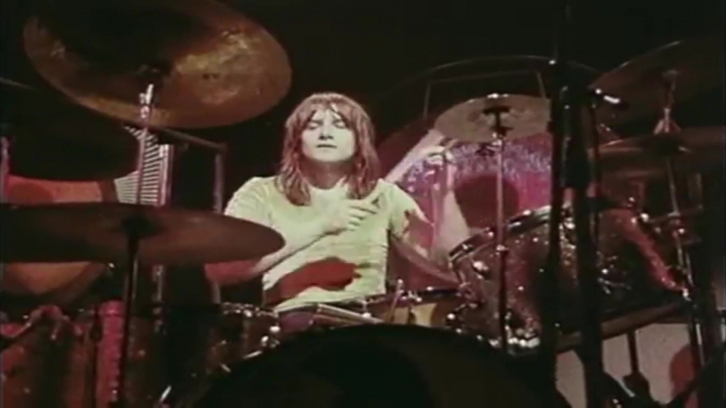 Emerson, Lake Palmer - Knife Edge Live In Switzerland 1970