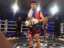 Tournament. final . 72kg Yazid Boussaha (France) vs Vlad Tuinov (Russia)