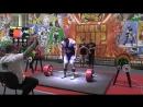 Марченко Владимир становая тяга 370 кг