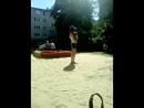 Самый лучший день Лето жара Настя 💋 Берта зайка моя  💋💋