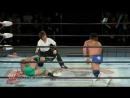 AJPW New Year Shining Series 2013 2013.01.13 - День 2