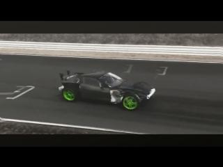 Drift Vine   Chevrolet Corvette Daigo Saito Test at Fuji Speedway