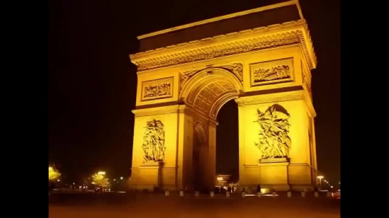 Les Champs-Elysees - Joe Dassin - French and English subtitles.mp4.mp4