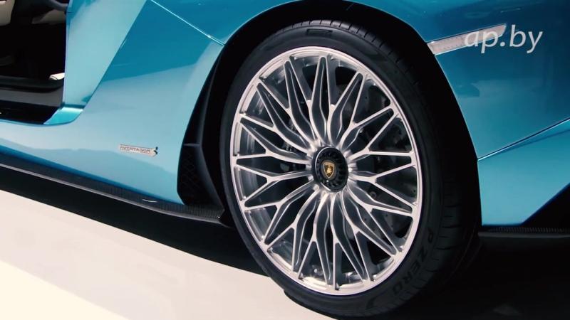 Самые быстрые премьеры Франкфуртского автосалона_ Maserati, Bugatti, Lamborghini