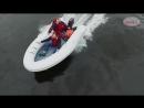 Badger Air Line 2017 - новая лодка ПВХ с надувным дном низкого давления.
