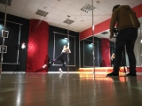 Импровиз. Екатерина Кашаева pole dance студия Дайкири г Чебоксары