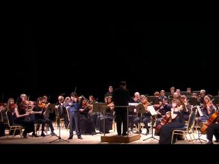Ф.Мендельсон Концерт для скрипки с орк. ч.1 исп.Матвей Блюмин
