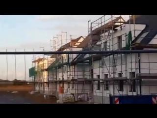 Einfamilienhäuser für Asylanten