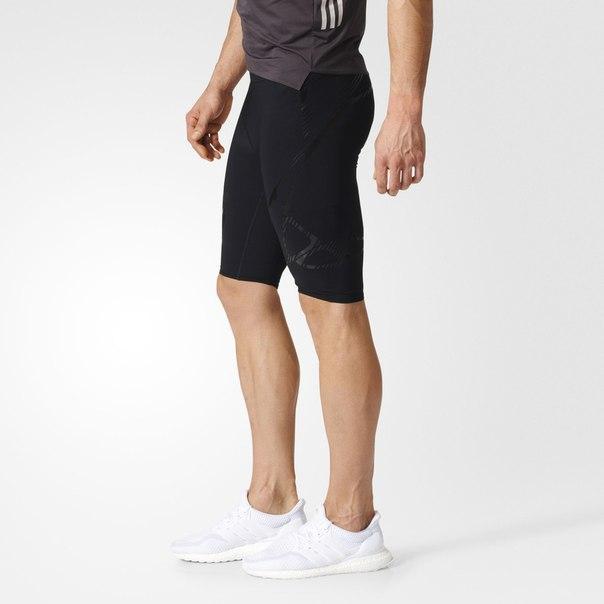 Облегающие шорты для соревнований ADIZERO