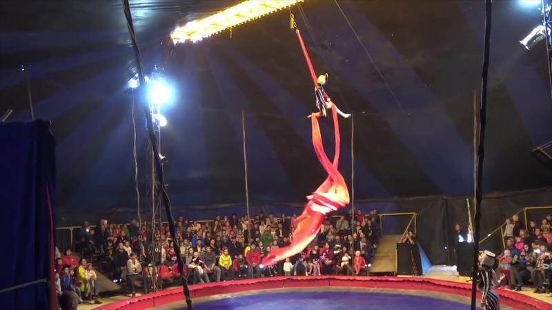 Представление цирка
