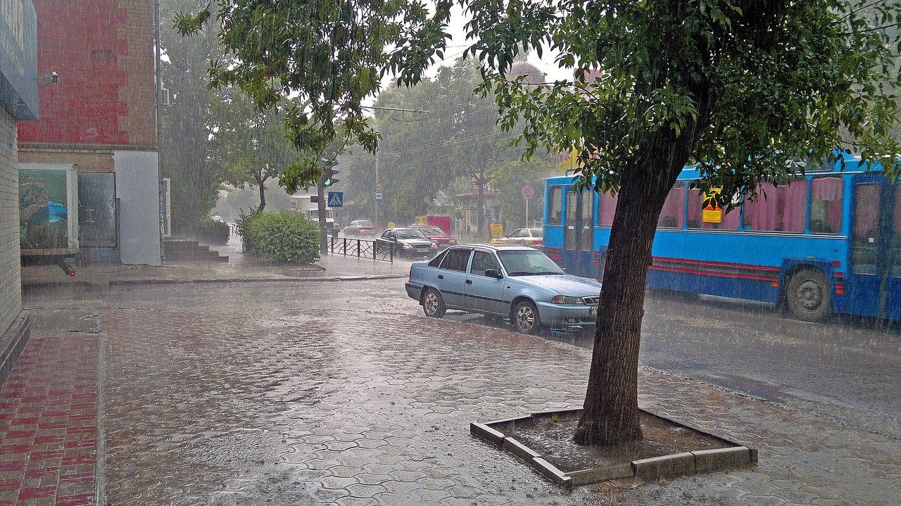 Управление защиты от ЧС города Таганрога предупреждает о сильном ухудшении погоды