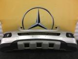Бу Бампер передний в сборе с птф и каркасом Mercedes ML W164 350 500 в Наличии (1)