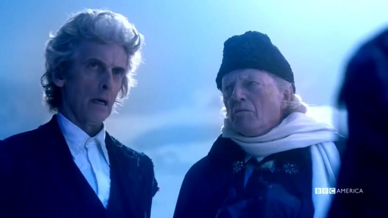 Доктор Кто - Doctor Who.10 сезон.Трейлер рождественского эпизода (2017) [1080p]