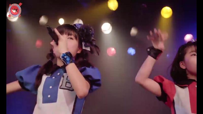 Batten ShowJo Tai Yoka Yoka Dance Live at Tokyo Taikai Ebisu LIQUID ROOM